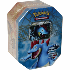 Pokemon HeartGold & SoulSilver Collector Tin Feraligatr