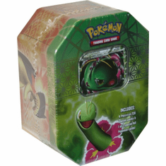 Pokemon HeartGold & SoulSilver Collector Tin Meganium