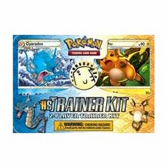 Pokemon Heartgold & Soulsilver Trainer Kit