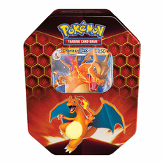 Pokemon - Hidden Fates Tin - Charizard-GX