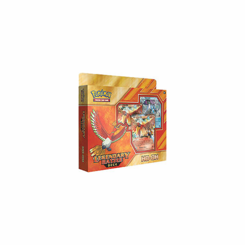 Pokemon Ho-Oh Legendary Battle Deck