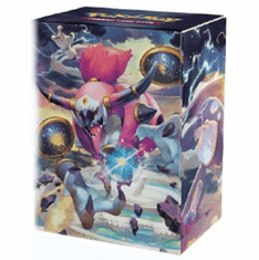 Pokemon Hoopa Unbound Deck Box