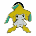 Pokemon Jirachi Pin
