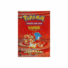 Pokemon Lava Legendary Collection Theme Deck