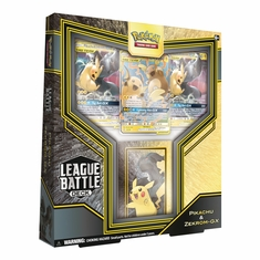 Pokemon - League Battle Deck - Pikachu & Zekrom-GX