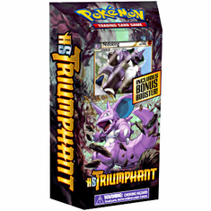 Pokemon Legends Triumphant (HS4) Theme Deck Royal Guard (Nidoking)