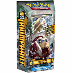 Pokemon Legends Triumphant Theme Deck Verdant Frost (Mamoswine)