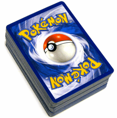 Pokemon Lot of 100 + 5 Bonus Rares Single Cards