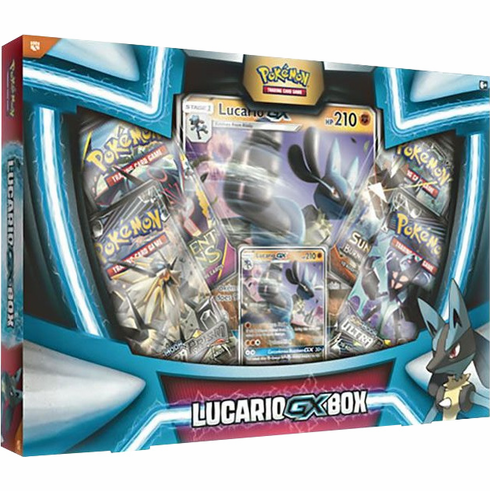 Pokemon Lucario GX Box