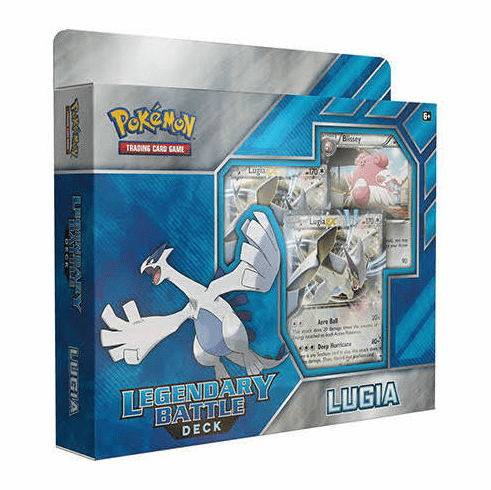 Pokemon Lugia Legendary Battle Deck