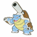 Pokemon Mega Blastoise Pin