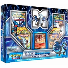 Pokemon Mega Charizard X Collection Box