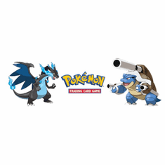 Pokemon Mega Charizard X vs Mega Blastoise 2-Player Battle Arena Decks (Pre-Order ships October)