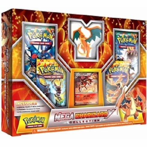 Pokemon Mega Charizard Y Collection Box
