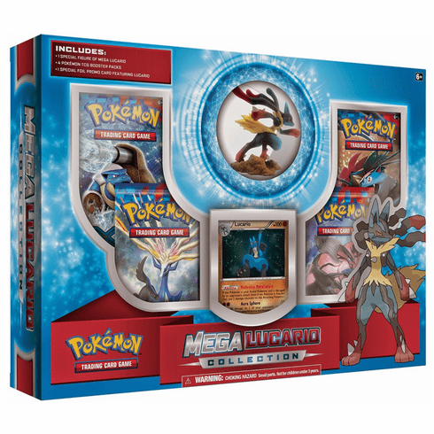 Pokemon Mega Lucario Collection Box