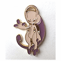 Pokemon Mega Mewtwo Y Collectors Pin