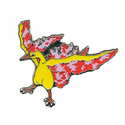Pokemon Moltres Pin