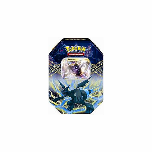 Pokemon Next Destinies 2012 Spring Zekrom EX Collector's Tin