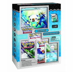 Pokemon Outstanding Oshawott Box