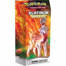Pokemon Platinum Arceus Flamemaster Theme Deck [Fire Type Arceus!]
