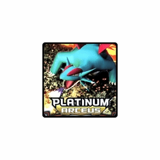 Pokemon Platinum Arceus Single Cards