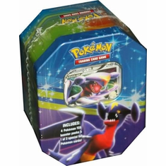 Pokemon Platinum Fall 2009 Garchomp Collector's Tin