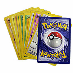 Pokemon Power Keepers 10 Card Lot