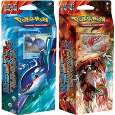 Pokemon Primal Clash Theme Deck Set