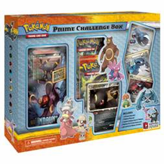 Pokemon Prime Challenge Boxes