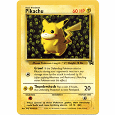 Pokemon Promo Card - Ivy Pikachu #1