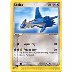 Pokemon Promo Card - Latios #15