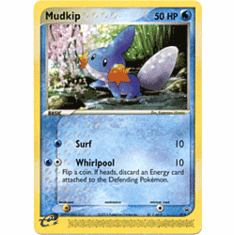 Pokemon Promo Card - Mudkip