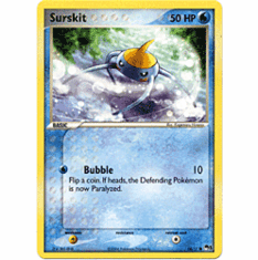 Pokemon Promo Card - Surkist