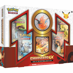 Pokemon Red & Blue Charizard EX Collection Box