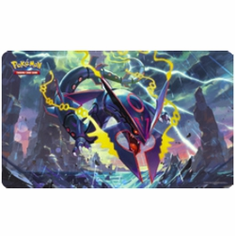 Pokemon Shiny Mega Rayquaza Playmat