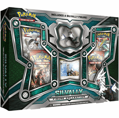 Pokemon Shiny Silvally Figure Collection