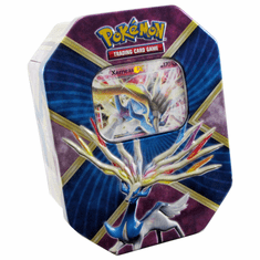 Pokemon Shiny Xerneas-EX Collector's Tin