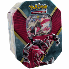 Pokemon Shiny Yveltal-EX Collector's Tin