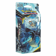 Pokemon - SM Team Up Theme Deck - Blastoise SM Team Up Estimated Release Date: February 01, 2019