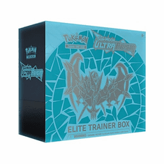 Pokemon - SM Ultra Prism Elite Trainer Box - Dawn Wings Necrozma