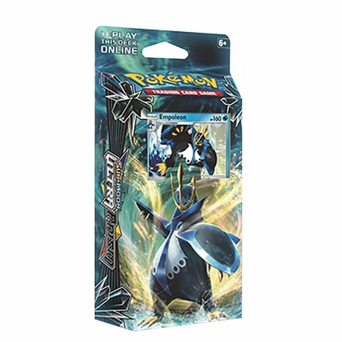 Pokemon - SM Ultra Prism Theme Deck - Empoleon