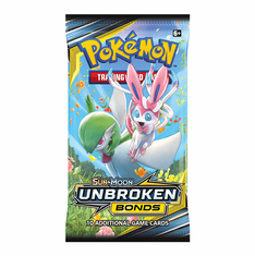Pokemon - SM Unbroken Bonds Booster Pack