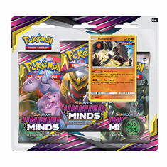 Pokemon - SM Unified Minds 3 Booster Blister - Stakataka