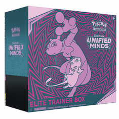 Pokemon - SM Unified Minds Elite Trainer Box