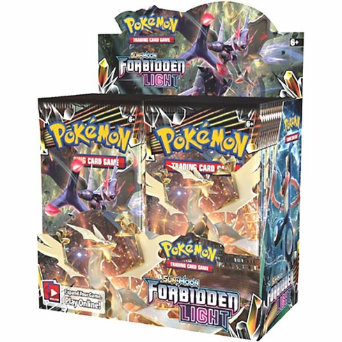 Pokemon SM6 Forbidden Light Booster Box