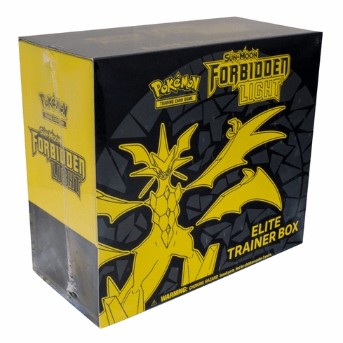 Pokemon SM6 Forbidden Light Elite Trainer Box