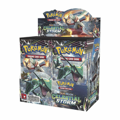 Pokemon SM7 Celestial Storm Booster Box