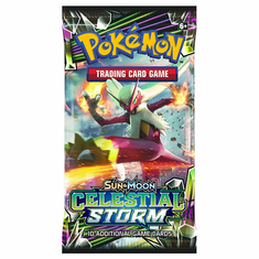 Pokemon SM7 Celestial Storm Booster Pack