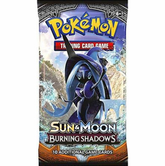 Pokemon Sun & Moon Burning Shadows Booster Pack