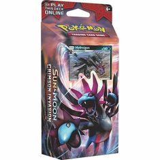 Pokemon Sun & Moon Crimson Invasion Destruction Fang Theme Deck